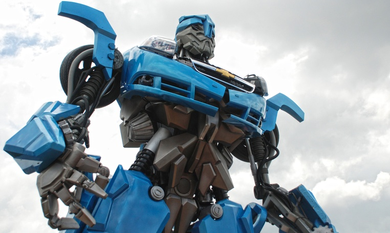 Французы учатся воевать с роботами