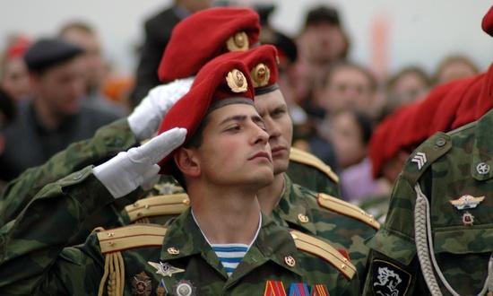 Как стать офицером российской армии?