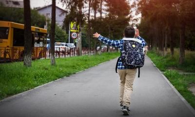 В Улан-Удэ водители маршруток возят школьников бесплатно за пятёрки