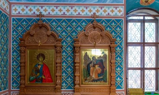 Более 50 отреставрированных икон показывают в музее Рублева в Москве